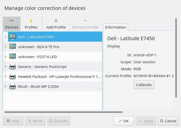 Open Source Color Management is broken - LIEBERBIBER